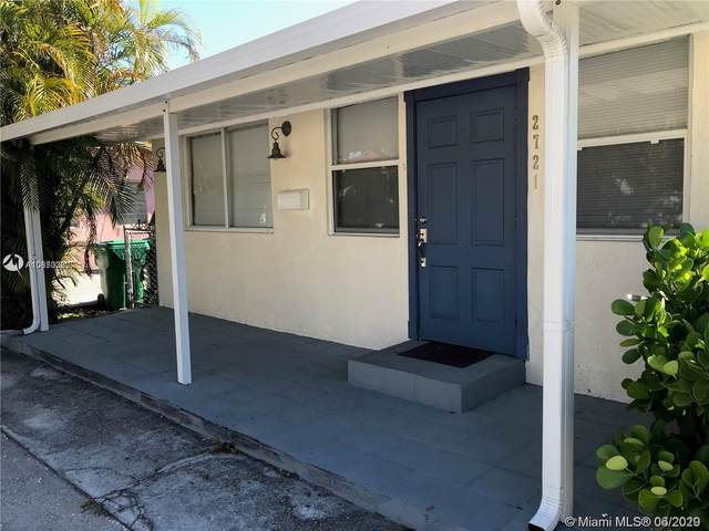 2721 SW 28th Ct, Miami, FL 33133 (MLS #A10870207) :: THE BANNON GROUP at RE/MAX CONSULTANTS REALTY I
