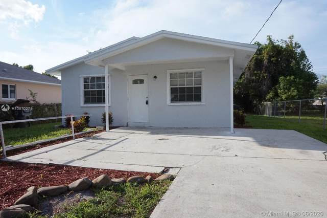 4217 SW 21st St, West Park, FL 33023 (MLS #A10870271) :: THE BANNON GROUP at RE/MAX CONSULTANTS REALTY I