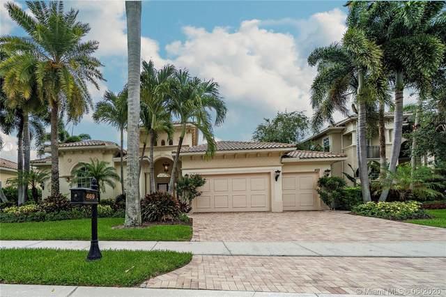 469 Savoie Dr, Palm Beach Gardens, FL 33410 (MLS #A10870292) :: The Riley Smith Group