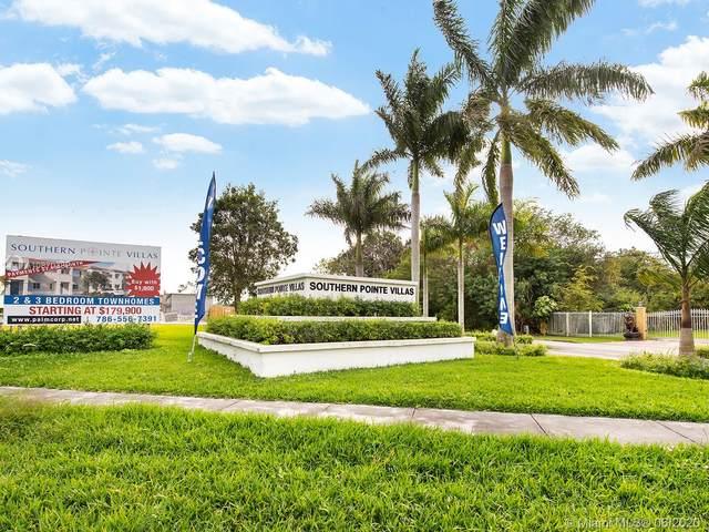 119 SW 3rd Court Unit #78, Florida City, FL 33034 (MLS #A10870382) :: The Teri Arbogast Team at Keller Williams Partners SW