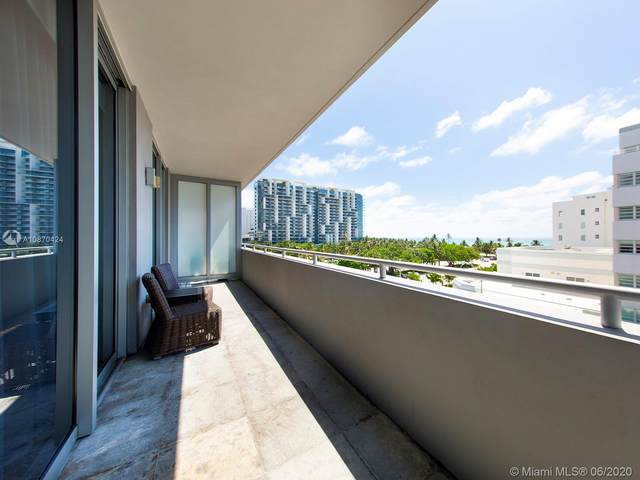 220 21st St #505, Miami Beach, FL 33139 (MLS #A10870424) :: Berkshire Hathaway HomeServices EWM Realty