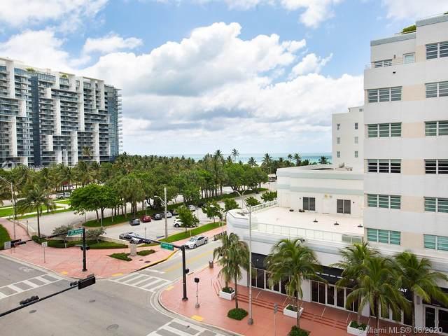 220 21st St #506, Miami Beach, FL 33139 (MLS #A10870462) :: Berkshire Hathaway HomeServices EWM Realty