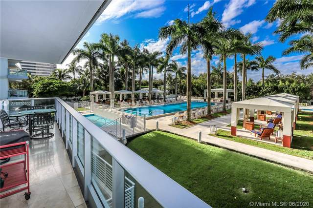 2627 S Bayshore Dr #507, Miami, FL 33133 (MLS #A10870502) :: ONE Sotheby's International Realty