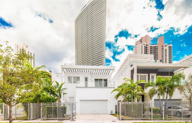 18985 Atlantic Blvd, Sunny Isles Beach, FL 33160 (MLS #A10870535) :: The Riley Smith Group