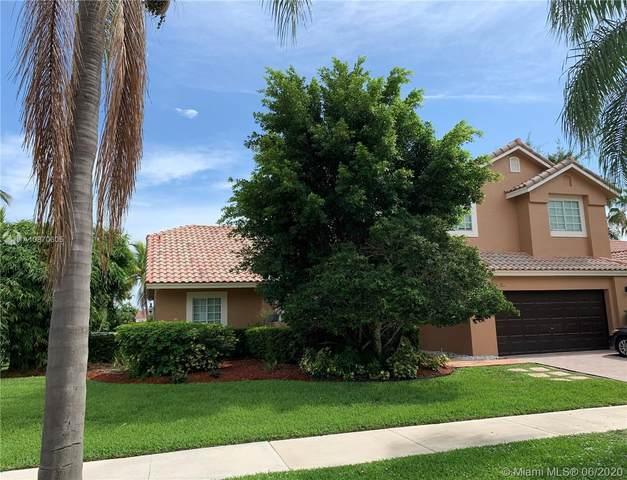1179 Laguna Springs Dr, Weston, FL 33326 (MLS #A10870605) :: The Paiz Group
