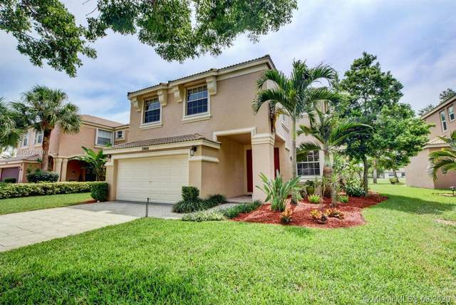 2460 Westmont Pl, Royal Palm Beach, FL 33411 (MLS #A10870616) :: The Riley Smith Group