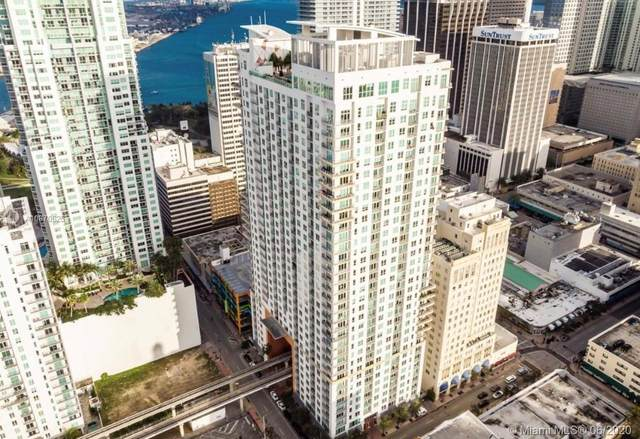 133 NE 2nd Ave #1017, Miami, FL 33132 (MLS #A10870625) :: The Riley Smith Group