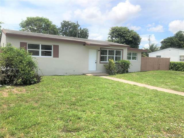 3310 NW 171st St, Miami Gardens, FL 33056 (MLS #A10870632) :: The Riley Smith Group