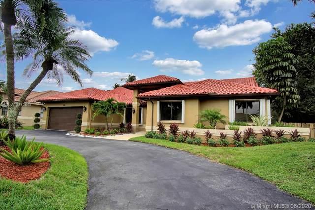 1191 NW 100th Way, Plantation, FL 33322 (MLS #A10870645) :: GK Realty Group LLC