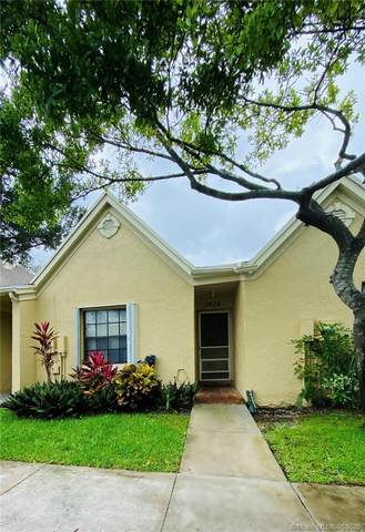 3638 NW 83rd Ln #61, Sunrise, FL 33351 (MLS #A10870674) :: THE BANNON GROUP at RE/MAX CONSULTANTS REALTY I
