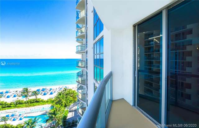17315 Collins Ave #1107, Sunny Isles Beach, FL 33160 (MLS #A10870770) :: ONE Sotheby's International Realty