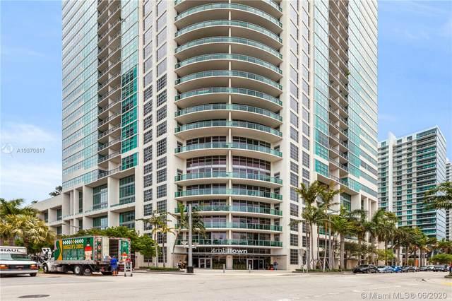 3301 NE 1st Ave M0404, Miami, FL 33137 (MLS #A10870817) :: Grove Properties