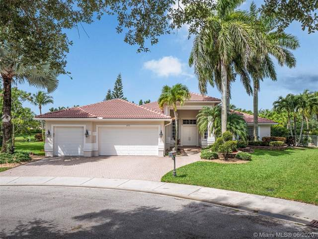 875 Tradewinds Bnd, Weston, FL 33327 (MLS #A10870867) :: THE BANNON GROUP at RE/MAX CONSULTANTS REALTY I