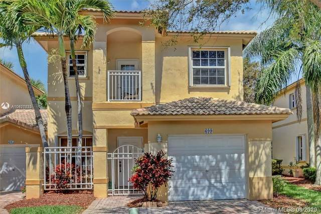 699 NW 170th Ter #699, Pembroke Pines, FL 33028 (MLS #A10871035) :: THE BANNON GROUP at RE/MAX CONSULTANTS REALTY I