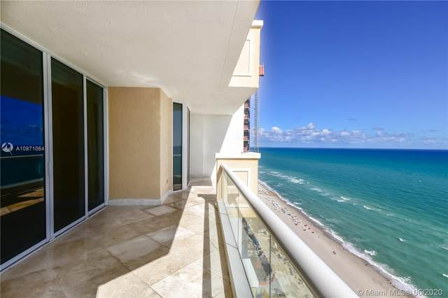 17875 Collins Ave #2802, Sunny Isles Beach, FL 33160 (MLS #A10871064) :: The Riley Smith Group