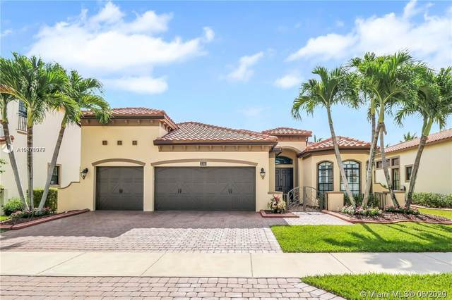 3761 NW 88th Ter, Cooper City, FL 33024 (MLS #A10871077) :: THE BANNON GROUP at RE/MAX CONSULTANTS REALTY I