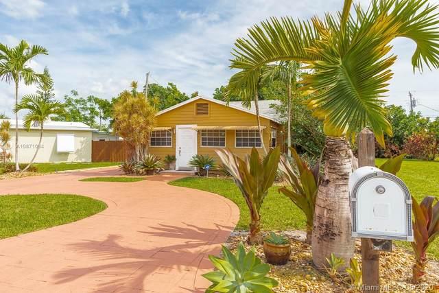 5859 Garfield St, Hollywood, FL 33021 (MLS #A10871094) :: Green Realty Properties