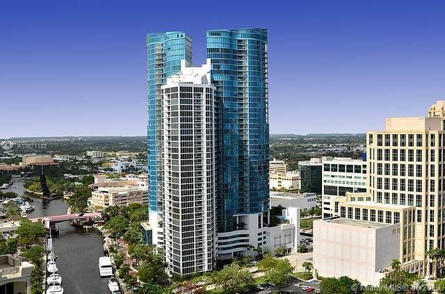 333 Las Olas Way #2104, Fort Lauderdale, FL 33301 (MLS #A10871183) :: THE BANNON GROUP at RE/MAX CONSULTANTS REALTY I