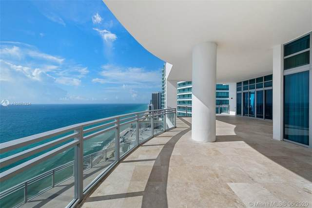 3535 S Ocean Dr #2901, Hollywood, FL 33019 (MLS #A10871234) :: The Pearl Realty Group