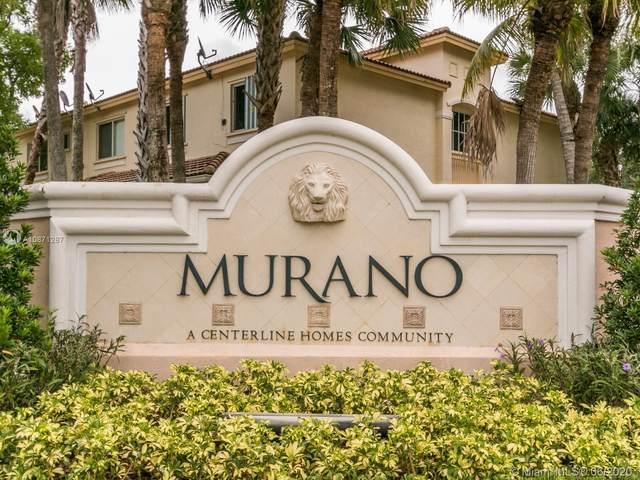 8440 SW 29th St #102, Miramar, FL 33025 (MLS #A10871287) :: THE BANNON GROUP at RE/MAX CONSULTANTS REALTY I