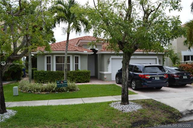 2753 SW 133rd Ave, Miramar, FL 33027 (MLS #A10871296) :: THE BANNON GROUP at RE/MAX CONSULTANTS REALTY I