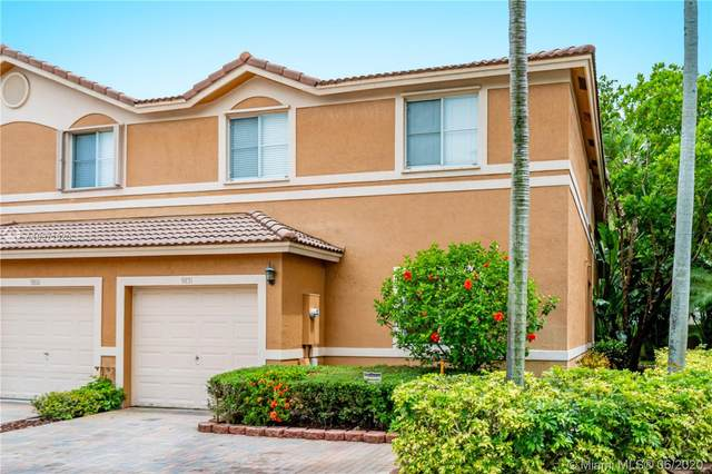 9851 NW 24th Ct, Sunrise, FL 33322 (MLS #A10871326) :: THE BANNON GROUP at RE/MAX CONSULTANTS REALTY I