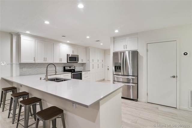 307 Bonnie Brae Way #26, Hollywood, FL 33021 (MLS #A10871338) :: THE BANNON GROUP at RE/MAX CONSULTANTS REALTY I