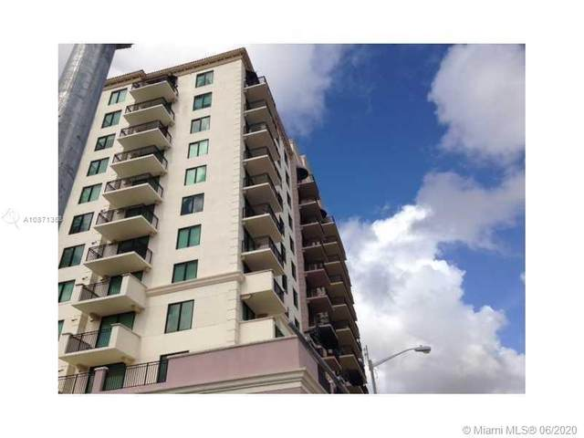 1300 Ponce De Leon Blvd #710, Coral Gables, FL 33134 (MLS #A10871358) :: The Howland Group