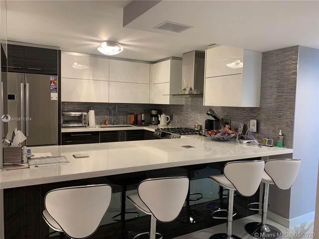 2030 S Ocean Dr #1607, Hallandale Beach, FL 33009 (MLS #A10871374) :: Castelli Real Estate Services