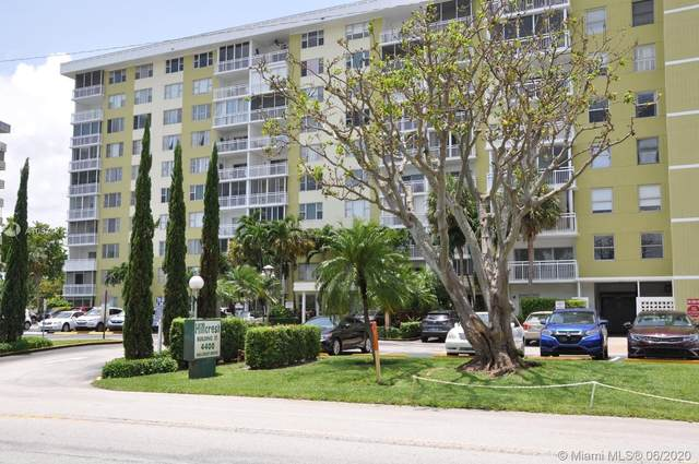 4400 Hillcrest Dr 116B, Hollywood, FL 33021 (MLS #A10871414) :: THE BANNON GROUP at RE/MAX CONSULTANTS REALTY I