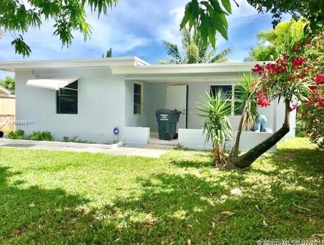 2458 Rodman St, Hollywood, FL 33020 (MLS #A10871461) :: The Howland Group