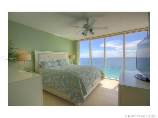 16699 Collins Ave #1802, Sunny Isles Beach, FL 33160 (MLS #A10871491) :: The Teri Arbogast Team at Keller Williams Partners SW