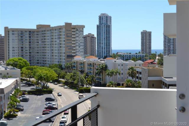 401 Golden Isles Dr #903, Hallandale Beach, FL 33009 (MLS #A10871547) :: Ray De Leon with One Sotheby's International Realty