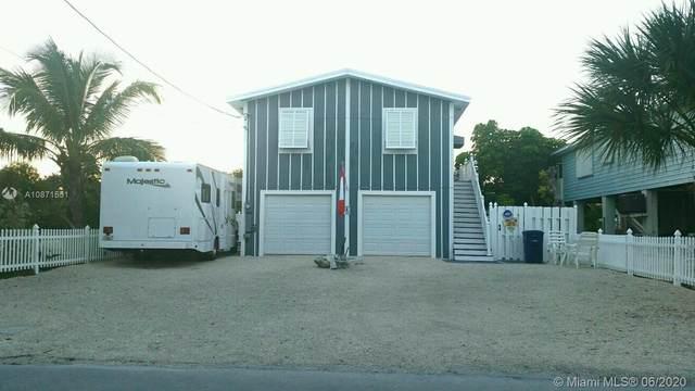 3972 Hall Rd, Big Pine, FL 33043 (MLS #A10871551) :: Albert Garcia Team
