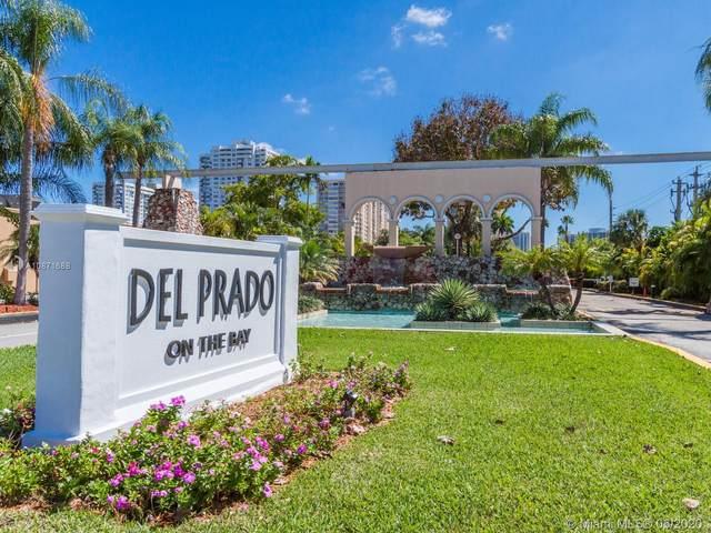 18061 Biscayne Blvd #803, Aventura, FL 33160 (#A10871688) :: Real Estate Authority
