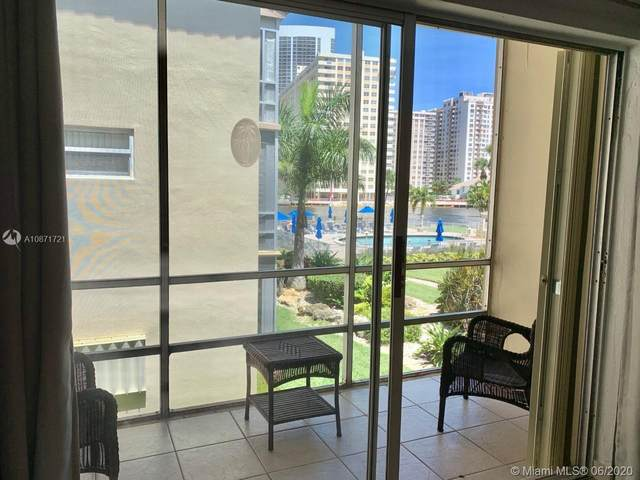 2600 Diana Dr #219, Hallandale Beach, FL 33009 (MLS #A10871721) :: The Pearl Realty Group