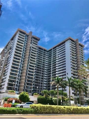 2030 S Ocean Dr #1423, Hallandale Beach, FL 33009 (MLS #A10871790) :: Castelli Real Estate Services