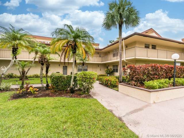 8791 Holly Ct #203, Tamarac, FL 33321 (MLS #A10871803) :: Castelli Real Estate Services