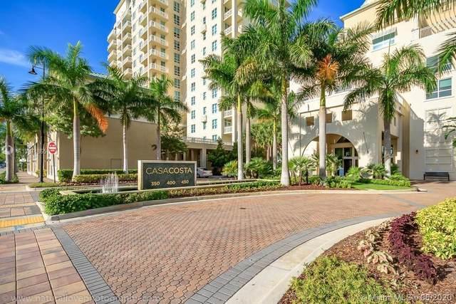 450 N Federal Hwy #703, Boynton Beach, FL 33435 (MLS #A10871865) :: Berkshire Hathaway HomeServices EWM Realty