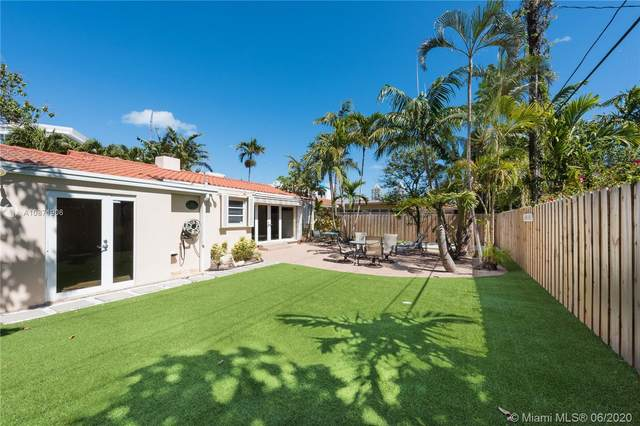 824 W 47th St, Miami Beach, FL 33140 (MLS #A10871906) :: THE BANNON GROUP at RE/MAX CONSULTANTS REALTY I
