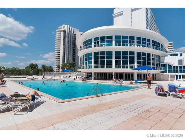 5445 Collins Ave #403, Miami Beach, FL 33140 (MLS #A10871979) :: Green Realty Properties
