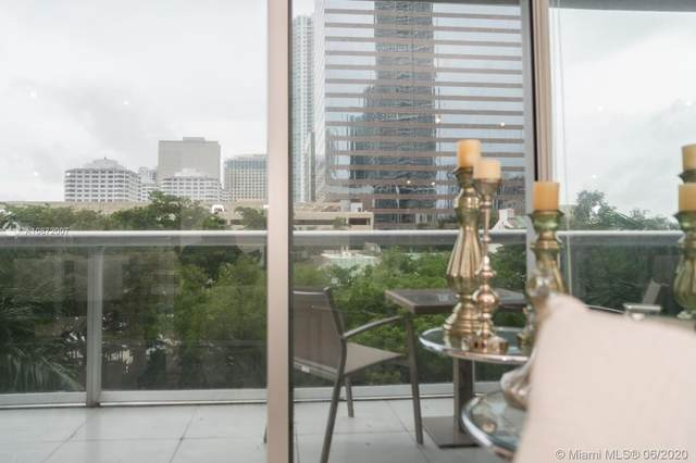 495 Brickell Ave #511, Miami, FL 33131 (MLS #A10872007) :: Re/Max PowerPro Realty