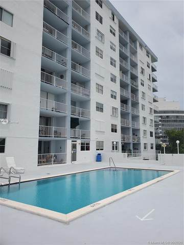 6900 Bay Dr 3J, Miami Beach, FL 33141 (MLS #A10872138) :: Ray De Leon with One Sotheby's International Realty