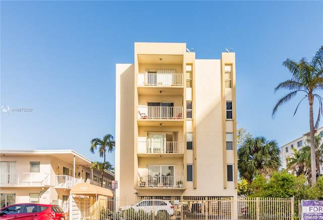 1245 West Ave #402, Miami Beach, FL 33139 (MLS #A10872220) :: Ray De Leon with One Sotheby's International Realty