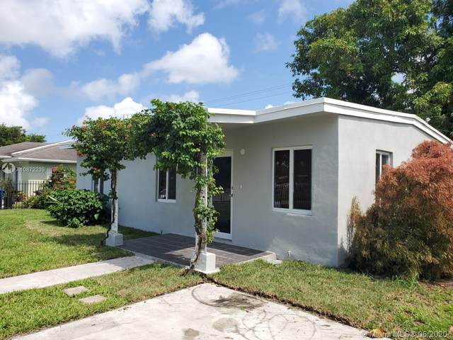 2540 NW 155th Ter, Miami Gardens, FL 33054 (MLS #A10872239) :: The Teri Arbogast Team at Keller Williams Partners SW