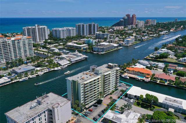 2900 NE 30th St E5, Fort Lauderdale, FL 33306 (MLS #A10872240) :: The Riley Smith Group