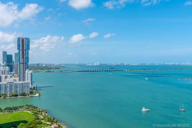 1717 N Bayshore Dr A-3737, Miami, FL 33132 (MLS #A10872251) :: The Rose Harris Group