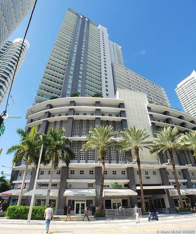 1250 S Miami Ave #1106, Miami, FL 33130 (MLS #A10872280) :: Re/Max PowerPro Realty