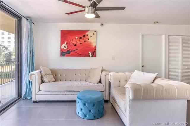 290 174th St #407, Sunny Isles Beach, FL 33160 (MLS #A10872358) :: The Teri Arbogast Team at Keller Williams Partners SW