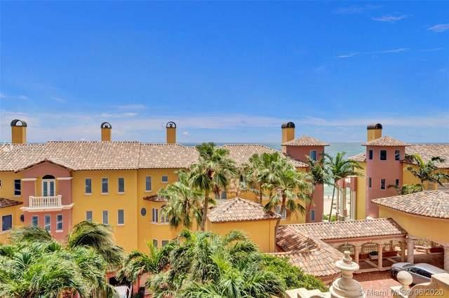 2110 N Ocean Blvd 7D, Fort Lauderdale, FL 33305 (MLS #A10872380) :: Green Realty Properties